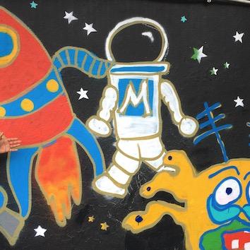 graffiti kamp Hasselt